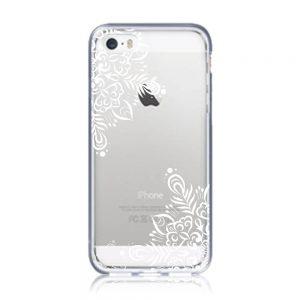 iPhone5/5s/SE クリアケース (透明) (側面印刷なし)