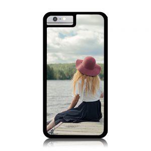 iPhone6Plus/6sPlus<br>プリントパネルラバーケース
