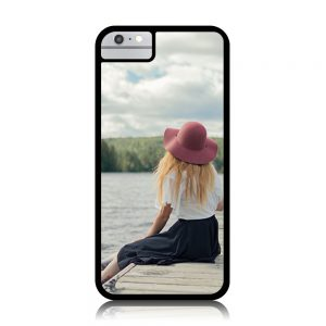 iPhone6/6s プリントパネルラバーケース