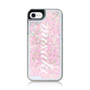 iPhone7 トキメキハートハードケース
