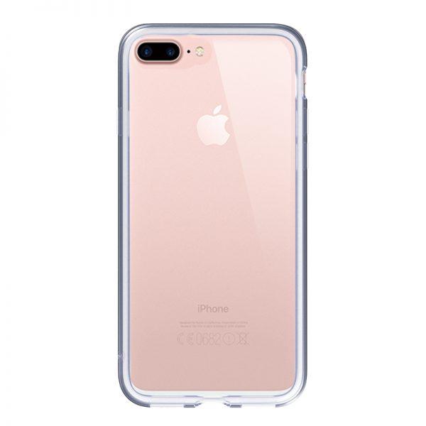 iPhone7Plus クリアケース (透明) (側面印刷なし)