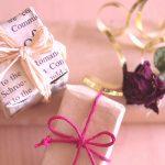 手作り雑貨をプレゼントしよう!プチギフトに喜ばれるアイデア&デザイン集