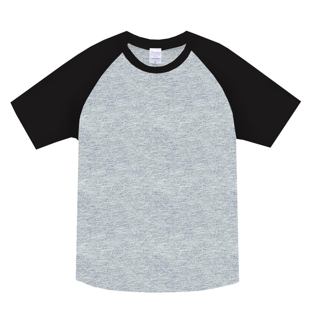 ヘヴィーウェイトラグランTシャツ