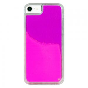 iPhone7 ネオンサンドケース