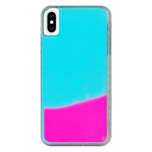 ネオンサンドケース iPhoneXsMax