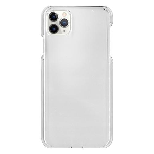 iPhoneXIProMaxクリアケース (透明) (側面印刷なし)