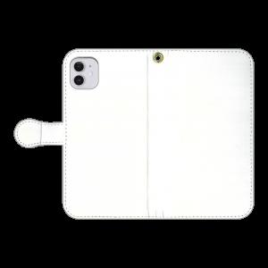 iPhone11手帳型スマホケース