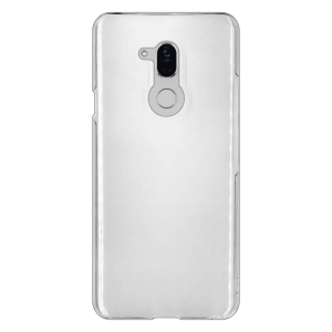 Android One X5</br> クリアケース (表面のみ印刷)