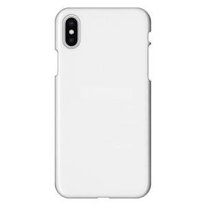 iPhoneX/XS<br>ハードケースつや有り