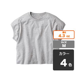 スリーブレス ワイド Tシャツ