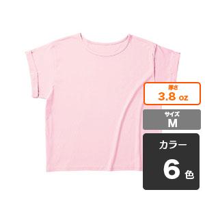 ウィメンズ ロールアップ Tシャツ