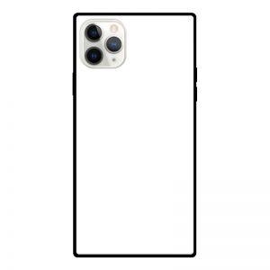 iPhone11 ProMax<br />スクエア型 強化ガラスケース