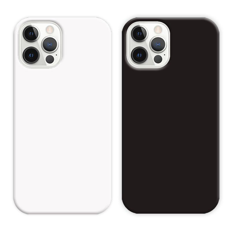 オリジナルiPhoneハードケース(白/黒)