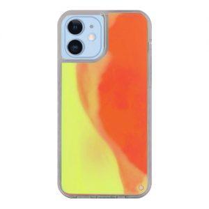 iPhone12/12Pro<br>ネオンサンドケース