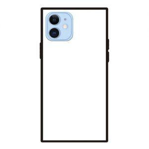 iPhone12/12Pro<br>スクエア型強化ガラスケース