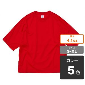 ドライアスレチック ルーズフィットTシャツ