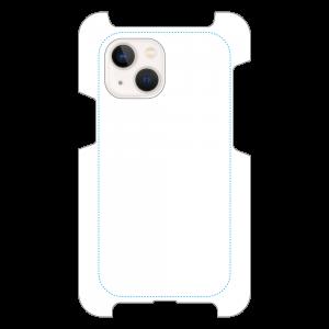 iPhone 13 mini ケース<br>全面印刷(マット素材)